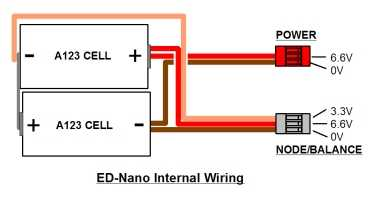 tractor battery wiring diagram ednano a123 battery faq